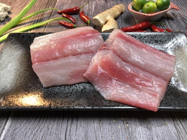 鬼頭刀魚排 1
